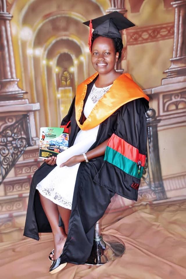 Congratulations Tr. Brenda….